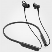 WIWU JJ One Bluetooth Earphone HiFi Stereo Bluetooth 4.2 Headphones Noise Reduction - Black