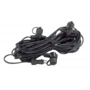Garden Lights Kabel 10m 120w 4st kopplingar