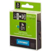 Dymo 45021 Nastro bianco su nero Originale S0720610