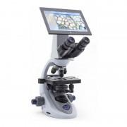 Optika Microscope numérique B-290TB, E-PLAN, avec tablette PC