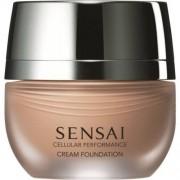 Sensai cream foundation spf15 cellular performance cream, 30 ml