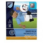 David Villa Mls Oyo New York City Fc G2 Mini Figure