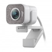 Logitech StreamCam Webcam USB-C Full HD Branca
