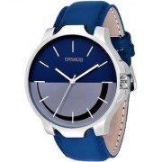 True Choice Other Dail Blue Leather StrapMens Automatic Watch For Men