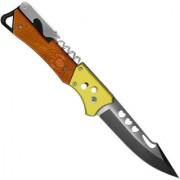 24CM Pocket Folding Stainless Steel Knife Knives - KN 34