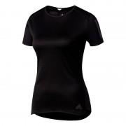 adidas Response Hardloopshirt korte mouwen Dames zwart S 2017 Hardloopshirts