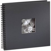 HAMA Fine art spiral album, grey, 34x32/50