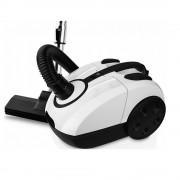Мощност: 800 W Филтър: микро филтър Цвят: бял Вид на торбата: постоянна