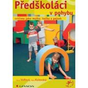 Předškoláci v pohybu - , 1 ks