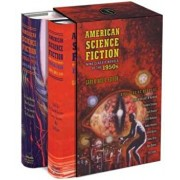 American Science Fiction: Nine Classic Novels of the 1950s: A Library of America Boxed Set/Various