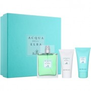 Acqua dell' Elba Arcipelago Men lote de regalo III eau de toilette 100 ml + gel de ducha 50 ml + crema corporal 50 ml