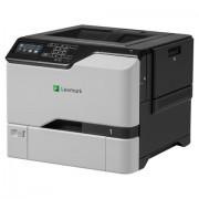 Lexmark CS720de Colore 1200 x 1200DPI A4 Nero, Grigio