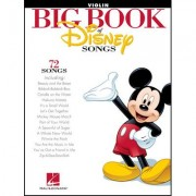 The Big Book Of Disney Violin