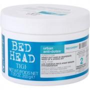 TIGI Bed Head Urban Antidotes Recovery máscara regeneradora para cabelo seco a danificado 200 g