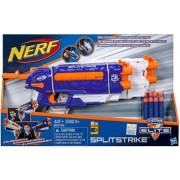 Nerf N Strike Elite Split Strike Blaster 2 In 1 Design Can Split Into 2 Blasters