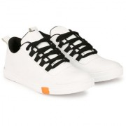 S37 Men's Casual White Sneaker shoes