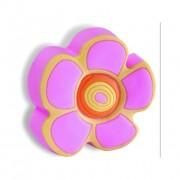 Butoni Mobila Floare Roz