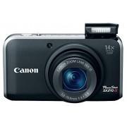 Canon PowerShot SX210 IS Digital Camera (Black) 4246B001, 14.1 Megapixel, 14x...