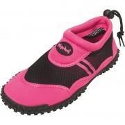 Playshoes Roze waterschoenen met trekkoord