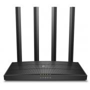 Router Wireless TP-LINK Archer C80, Gigabit, Dual Band, 1900 Mbps, 4 Antene externe (Negru)