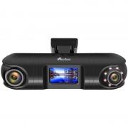 NavGear QHD-Dual-Dashcam mit 2 Kameras, G-Sensor, IR-Nachtsicht und GPS