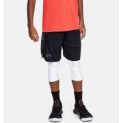 Under Armour Boys' UA MK-1 Shorts Black YXS