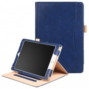 Retro Smart Folio Case - iPad 9.7, iPad Air 2, iPad Air - Dark Blue