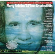 Video Delta Robbins,Marty - All-Time Greatest Hits - CD