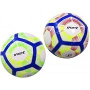 SportX Voetbal Pentagon Neon 260-280gr 2ass