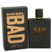 Diesel Bad Eau De Toilette Spray 4.2 oz / 124.21 mL Men's Fragrances 534458