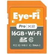 Eye-Fi Pro 16 GB MicroSD Card Class 10 Memory Card
