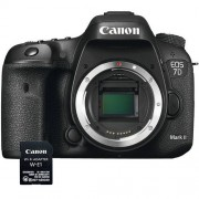 Canon EOS 7D Mark II + W-E1 WiFi Adapter