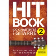 Bosworth Music Hit Book 2 - 100 Charthits für Gitarre