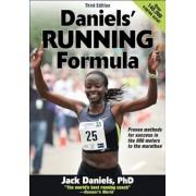 Daniels' Running Formula, Paperback
