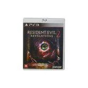 Resident Evil Revelations 2 PlayStation 3