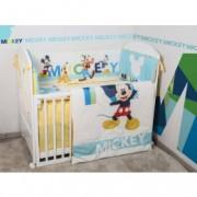 Bebi posteljina Mickey Mouse