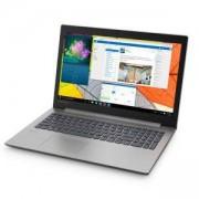 Лаптоп Lenovo IdeaPad 330, четириядрен Kaby Lake R Intel Core i5-8250U 1.6/3.4 GHz, 15.6 инча, 81DE01CKBM