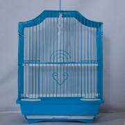 Max 103mo Klec modrá pro ptáky na papoušky 290 x 220 x 370 mm