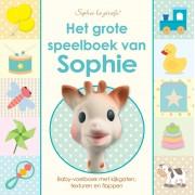 Sophie de giraf voelboek - het grote speelboek