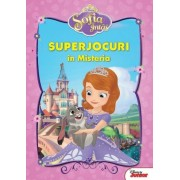 Disney. Superjocuri in misteria