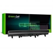 Bateria Green Cell para Acer TravelMate P255, P455, Aspire E1-572, V5-571 - 2200mAh