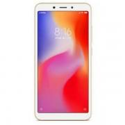 """Smart telefon Xiaomi Redmi 6A DS Zlatni 5.45""""HD+, QC 2.0GHz/2GB/16GB/13&5Mpix/4G/Android 8.1"""