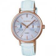 Дамски часовник CASIO SHEEN SWAROVSKI EDITION SHE-3054PGL-2A