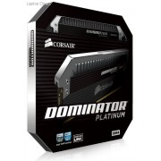 Corsair Dominator Platinum 8Gb x 4 (32GB) DDR4-3000 (pc4-24000) CL15 Desktop Memory Module + Fan