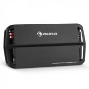AMP490BK Amplificatore Da Auto 4 Canali 360W Classe A/B Con Telecomando