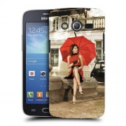 Husa Samsung Galaxy Core 4G LTE G386F Silicon Gel Tpu Model Women Models