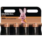 Duracell Plus Power C-storlek (2-pack) (MN1400B4)