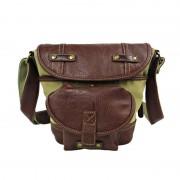 Licence 71195 Galea Small Shoulder Bag Beige LBF10782-BE