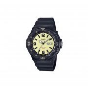 Reloj Analógico Hombre Casio MRW-200H-5B - Negro con Beige