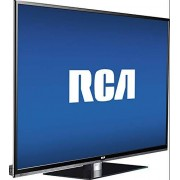 RCA 60 Pulgadas Television Pantalla LED con Resolución Full HD 1920x1080p Entradas HDMI / USB / Video Compuesto / RF Antenna / Salida de Audio Jack 3.5 mm / Salida de Audio ptico Digital LED60B55R120Q (Renewed)